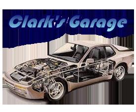 Clarks Garage, Newburg, PA